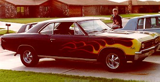 My 1967 Chevelle